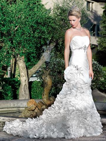 Princesse Ornella Paris Collection robes de mariée 2012 - Robes de ...