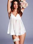 Lingerie nuisette de mariage Victoria Secret 2012