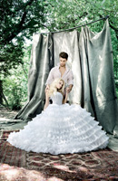Collection robes de mariée Max Chaoul 2012 - Occasion du Mariage