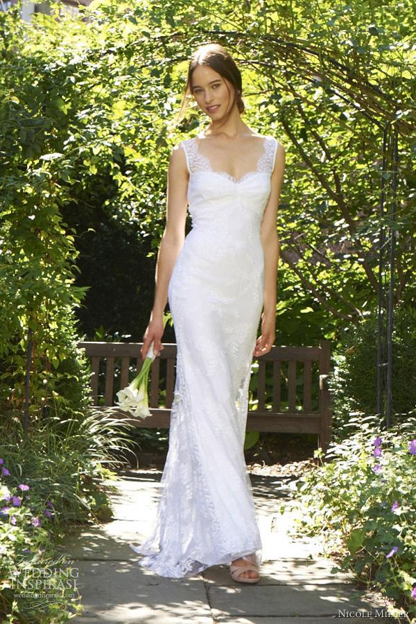 Collection robes de mariée Nicole Miller 2012 - Occasion du Mariage