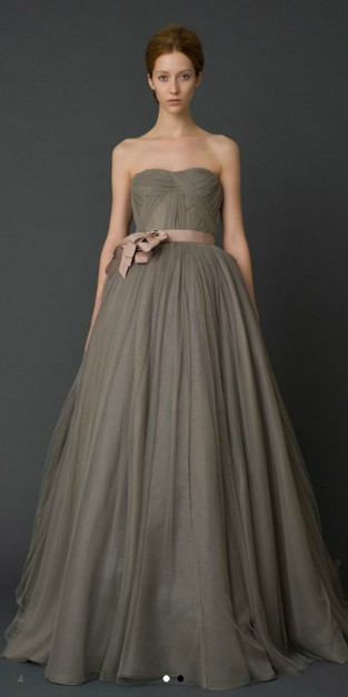 collections de robes de mari e vera wang 2012 occasion