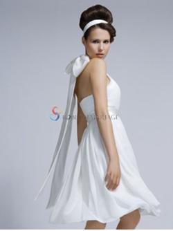 Osez les robes de mari e courtes robes de mari e d for Robes que les gens portent aux mariages